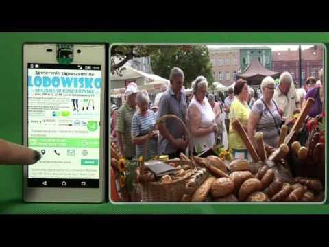 Urząd Miejski zachęca - pobierz bezpłatną aplikację mobilną Kościerzyny