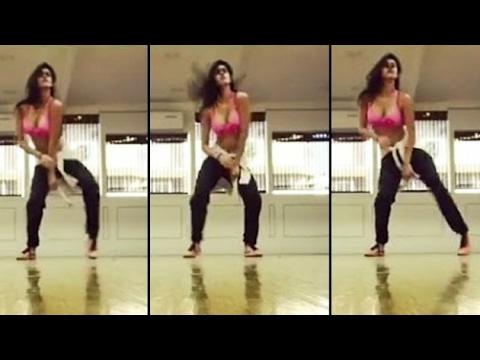 Look it! Disha Patani's hot dance moves (видео)