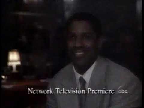 The Preacher's Wife ABC Promo (December 1999) Denzel Washington, Whitney Houston