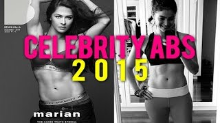 Celebrity Best Abs 2015 List