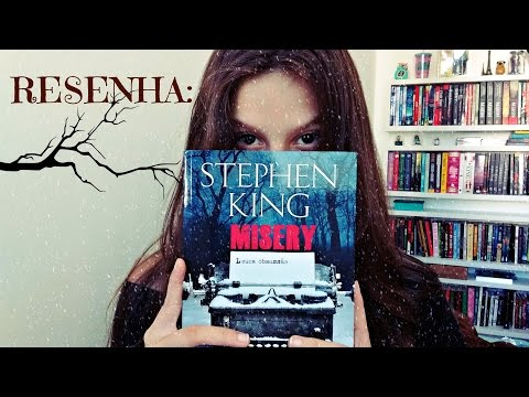 RESENHA: Misery - Stephen King | Gabriela Mélo