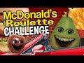 McDonald's Roulette Challenge!