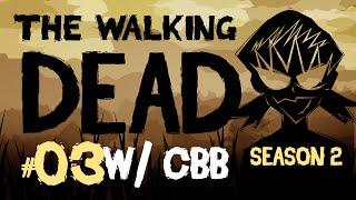 The Walking Dead: Season 2 w/ POKEAIMMD & CBB! - Ep 3 CHOICES by PokeaimMD