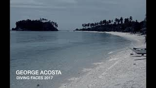Video George Acosta Feat Liquid Child Diving Faces 2017 MP3, 3GP, MP4, WEBM, AVI, FLV Desember 2017