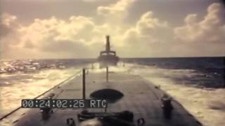 1945 Navy Submarine Film \\\