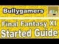 Final Fantasy Xi Online : Como Funciona