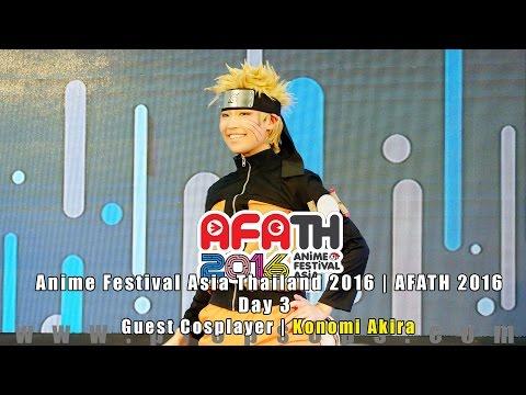 AFATH 2016 | Day 3: Konomi Akira on Akiba Stage