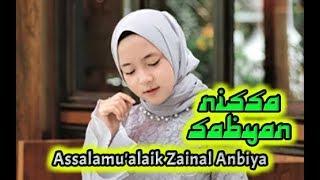 Assalamu'alaik Zainal Anbiya #Assalam