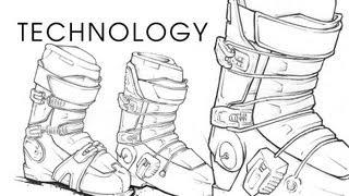 2013 Full Tilt Boots Technology