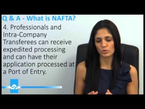 What is NAFTA Video