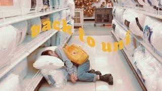 Video 💛BACK TO UNI // settling in, dorm shopping + thrifting, etc MP3, 3GP, MP4, WEBM, AVI, FLV Maret 2019