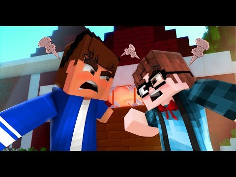 I Hate You!! | Pleasant Valley High S1 Ep.6 | Minecraft Roleplay