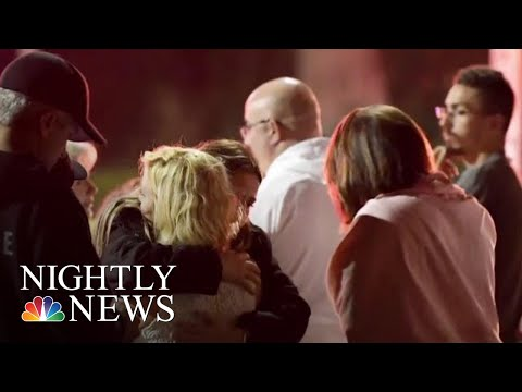 Mass Shootings Becoming Painful New Normal In America | NBC Nightly News