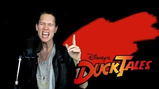Video DUCKTALES THEME (Metal Cover) MP3, 3GP, MP4, WEBM, AVI, FLV Oktober 2018