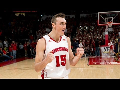Wisconsin vs Marquette Highlights