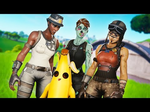 The Return of Fuzzy Night! (Nicest 8 Year Old Fortnite Player)