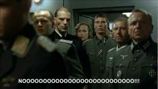 Hitler is informed the 1000th attempt to kill Fegelein has failed