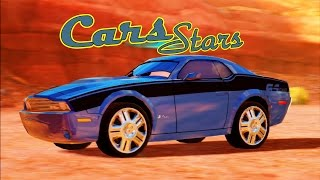 We play Cars 2 : The Video Game with Rod Torque Redline, Race around Radiator Springs.
