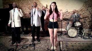 I Kissed A Girl - Vintage '50s Doo Wop Katy Perry Cover ft. Robyn Adele Anderson