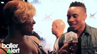 Baller Alert Attends The Roc Nation Summer Classic Red Carpet