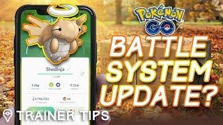POKÉMON GO BATTLE SYSTEM UPDATE? Will Shedinja Bring Abilities to Pokémon GO? by Trainer Tips