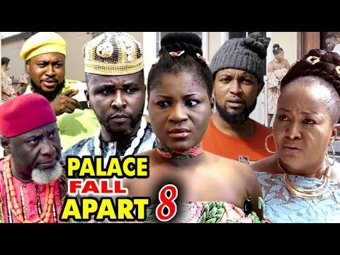 PALACE FALL APART SEASON 8 - (New Movie) 2020 Latest Nigerian Nollywood Movie Full HD