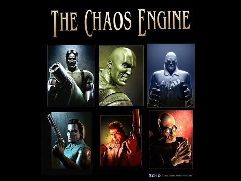 the chaos engine genesis rom