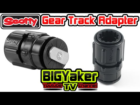 Gear Track Mounting | Scotty products