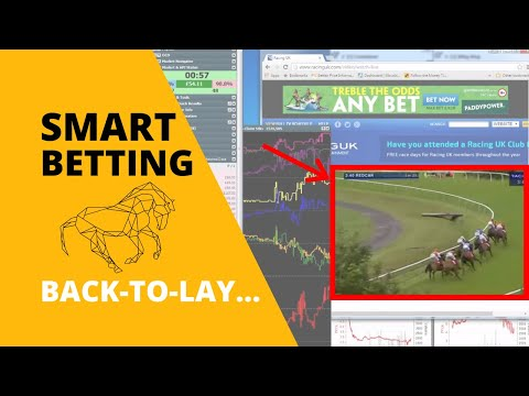Bet Smart – Back to Lay Betfair Strategy
