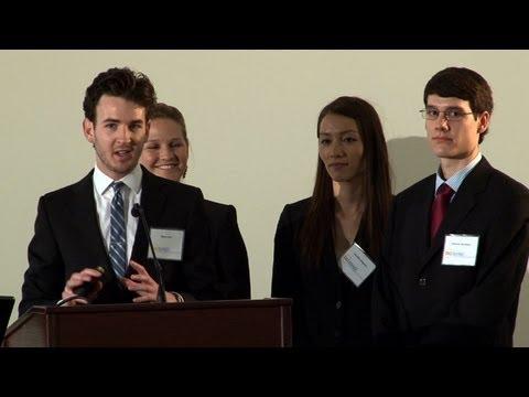Big Bang – UC Davis Business Plan Competition 2012