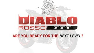 3. 2016 Mv Agusta Brutale 800 Diablo Rosso III - Ready For The Next Level?