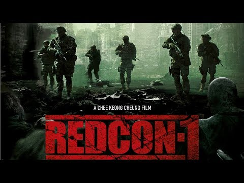 REDCON-1 Official UK Trailer (2018) Zombie Horror Action Movie