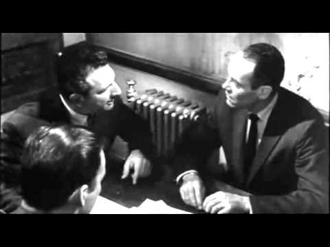 The Wrong Man Alfred Hitchcock Film Trailer (1956).wmv