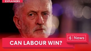 UK Election 2017: Can Labour win under Jeremy Corbyn?