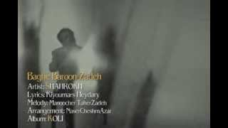 Bagheh Baroon Zadeh Music Video Shahrokh