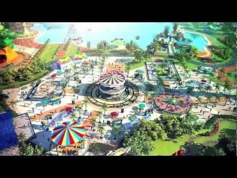 Jinling Happy World Theme Park