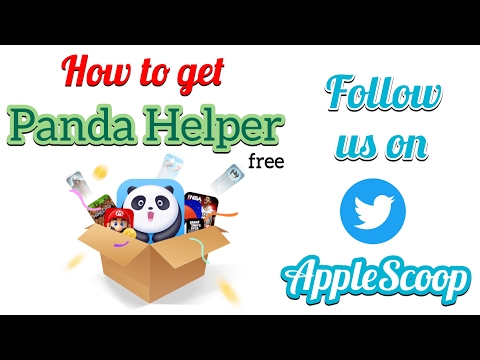 Panda Helper  ( Regular/free version ) - How to get paid apps /games for free! no jailbreak&computer