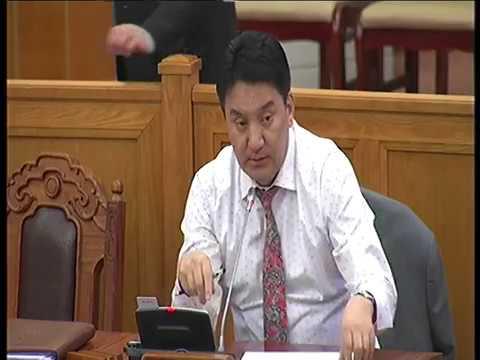 Ж.Ганбаатар: Үйлчилгээний салбар гэж нэмэх хэрэгтэй