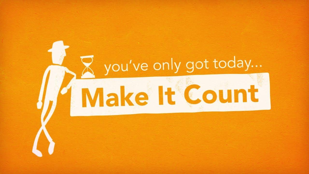 Dan Stevers – Make It Count