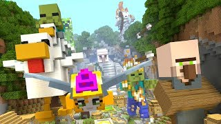 Welcome to a video on the glide mini-game. I am playing on the Playstation 4 version of Minecraft. This episode is on the Temple map. Can you beat my time?Twitter - @stampylongnoseFacebook - www.facebook.com/stampylongnose
