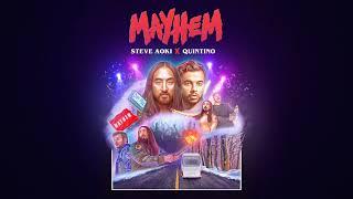 Steve Aoki & Quintino - Mayhem   Dim Mak Records