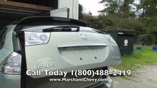 2009 LEXUS RX350 Review For Sale Charleston SC (stock # 12C183A )