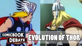 Nonton Evolution Of Thor In Cartoons In 11 Minutes  2017  Film Subtitle Indonesia Streaming Movie Download
