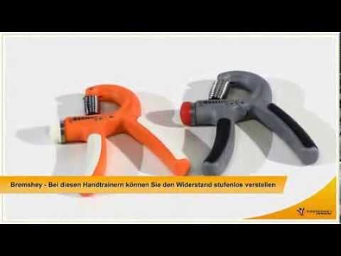 Bremshey Variabler Handtrainer bei: www.sport-tiedje.de