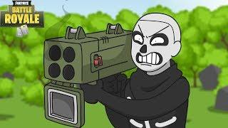 Fortnite Animation #23: QuadLauncher (Parody)