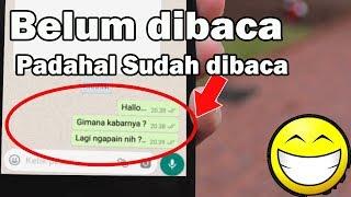 Video Trik Membuat Obrolan Seolah BELUM TERBACA Padahal SUDAH TERBACA :V MP3, 3GP, MP4, WEBM, AVI, FLV Juni 2017