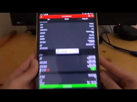 Samsung Galaxy Tab S 8.4 SM-T705 Tablet test 1