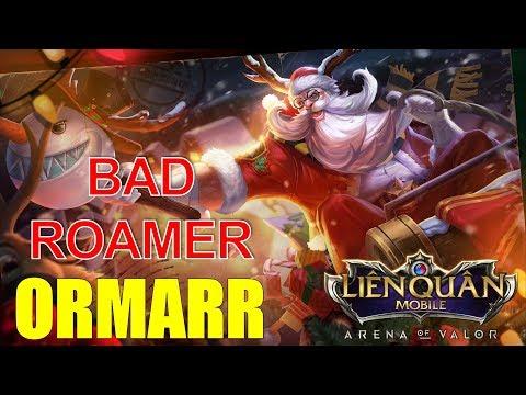 Liên quân mobile: ORMARR Thông thỏa thích Roamer dễ chơi dễ leo rank - Thời lượng: 12:56.