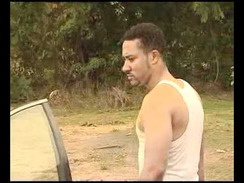 "Majid Michel Frightens Mercy Johnson In "" Troubled Heart """