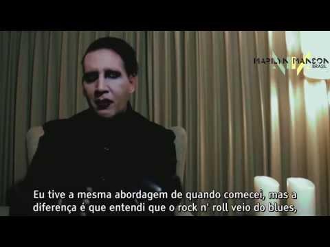 """Manson fala sobre o """"The Pale Emperor"""" (2015)"""